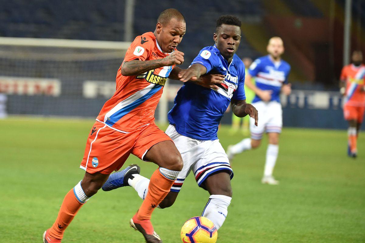 UC Sampdoria v Spal - Coppa Italia