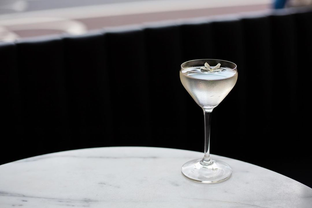 A martini at Three Sheets on Kingsland Road —somewhere to visit this weekend in London
