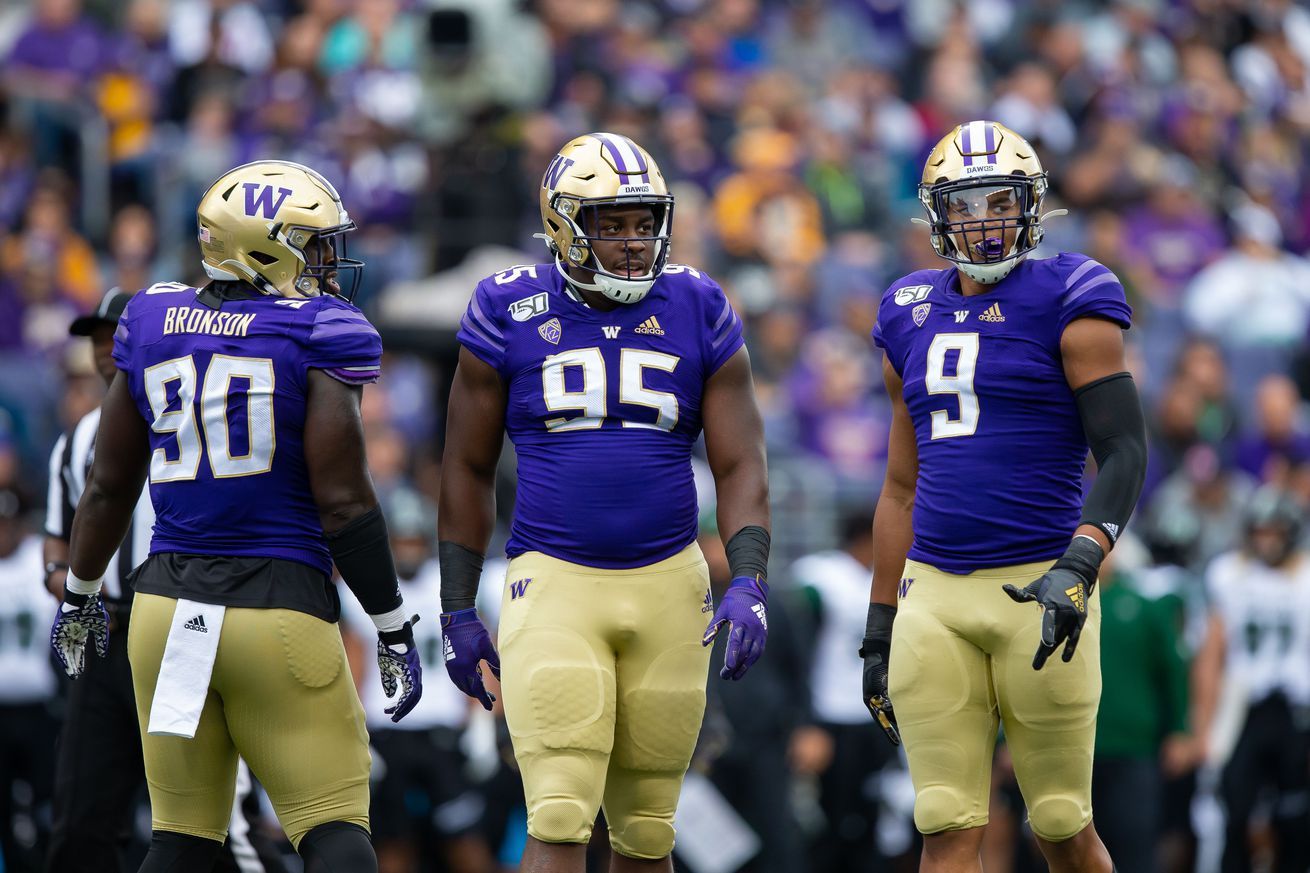 COLLEGE FOOTBALL: SEP 14 Hawaii at Washington