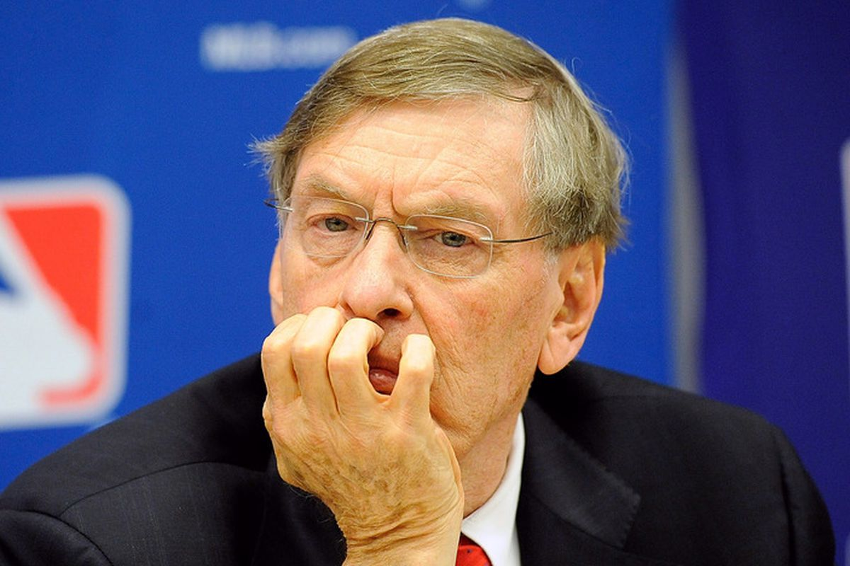 The tenderhearted Bud Selig considers my proposal