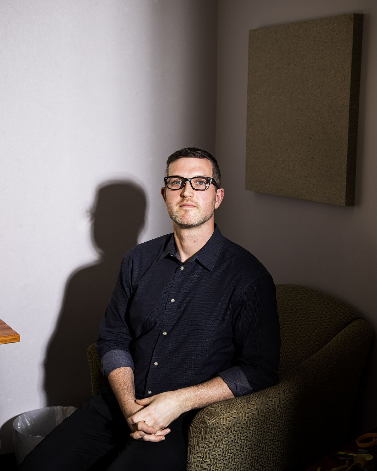 Ian McLoone felt stigmatized for using methadone to help him stop using heroin. He's now a therapist helping treat addiction.