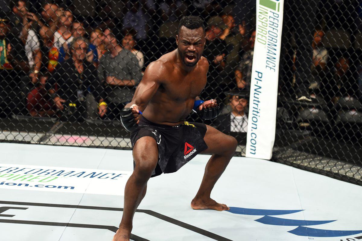UFC Fight Night: Jotko v Hall