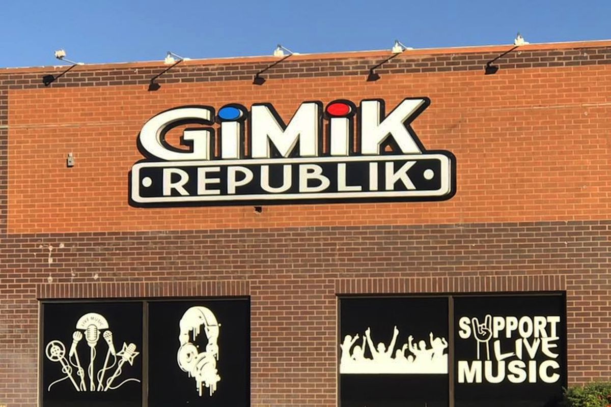 Gimik Republik To Serve A Filipino Fare Eater Vegas