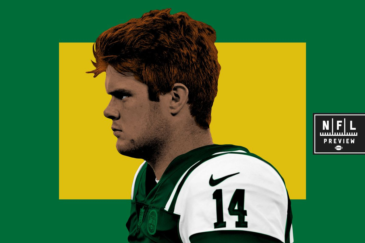 huge discount 9ef68 663a3 Sam Darnold and the Quest for One Great Athlete in This ...