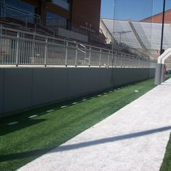 West end zone