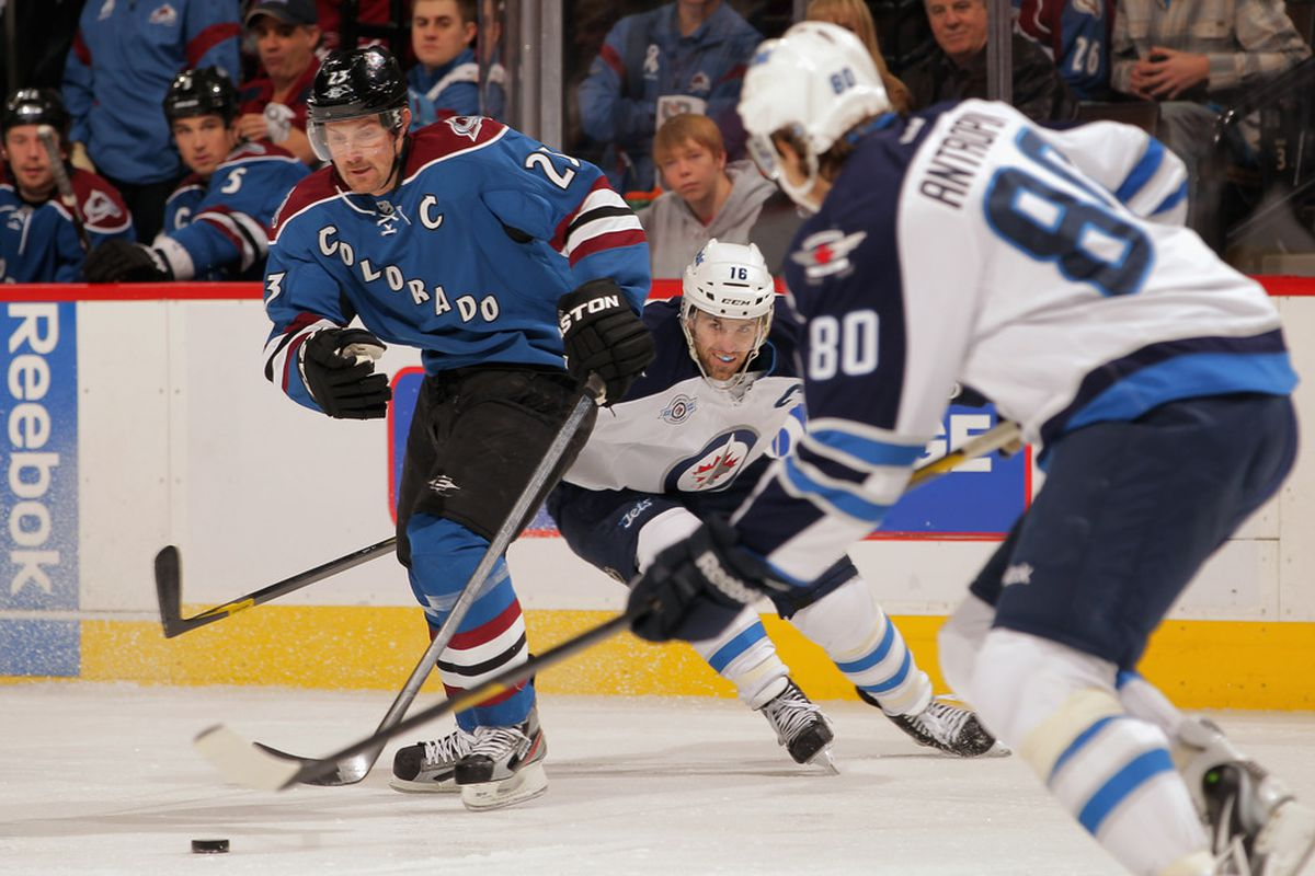 The Avalanche are the newest addition to the Jets' division under the latest proposal.