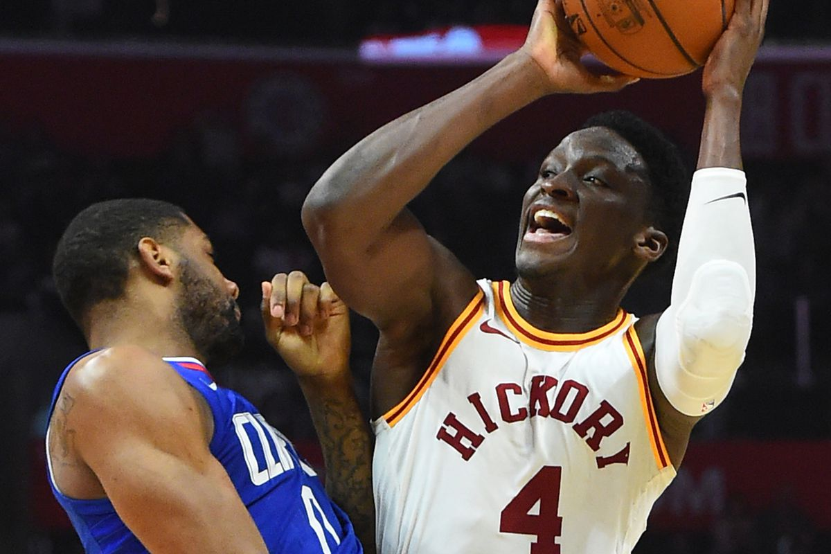 NBA: Indiana Pacers at Los Angeles Clippers