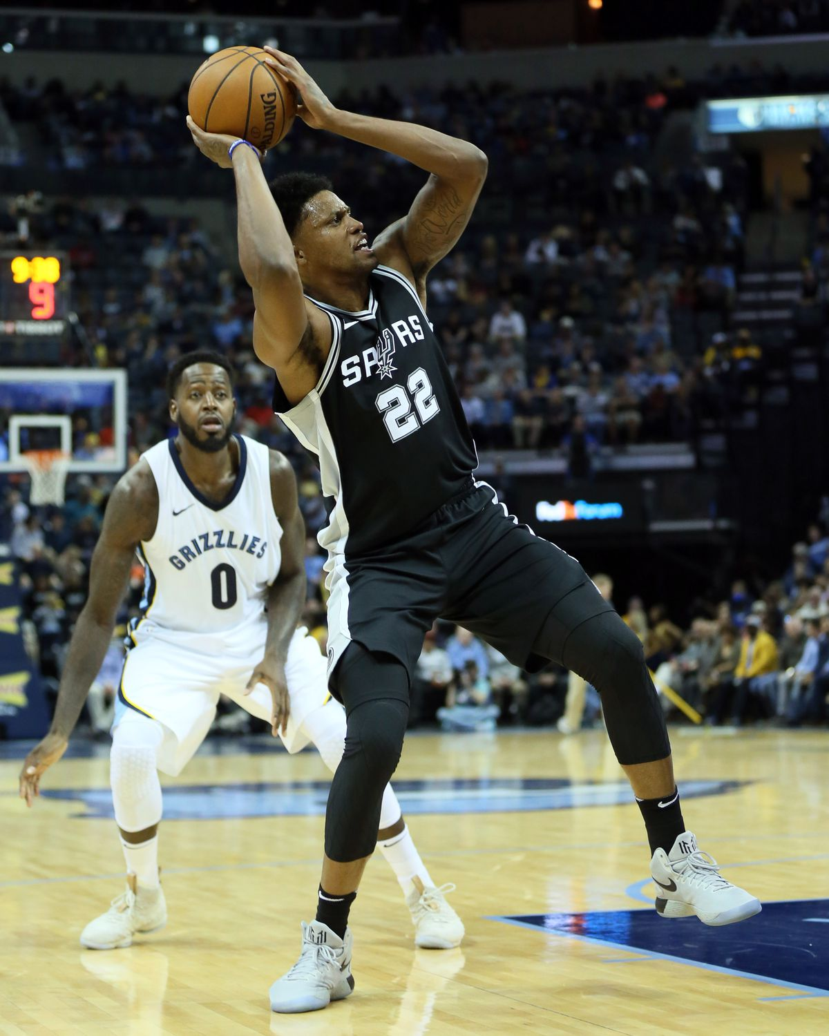 NBA San Antonio Spurs at Memphis Grizzlies