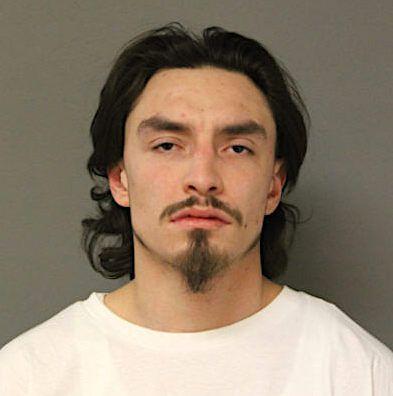 David Johnson, 26 | Chicago police arrest photo