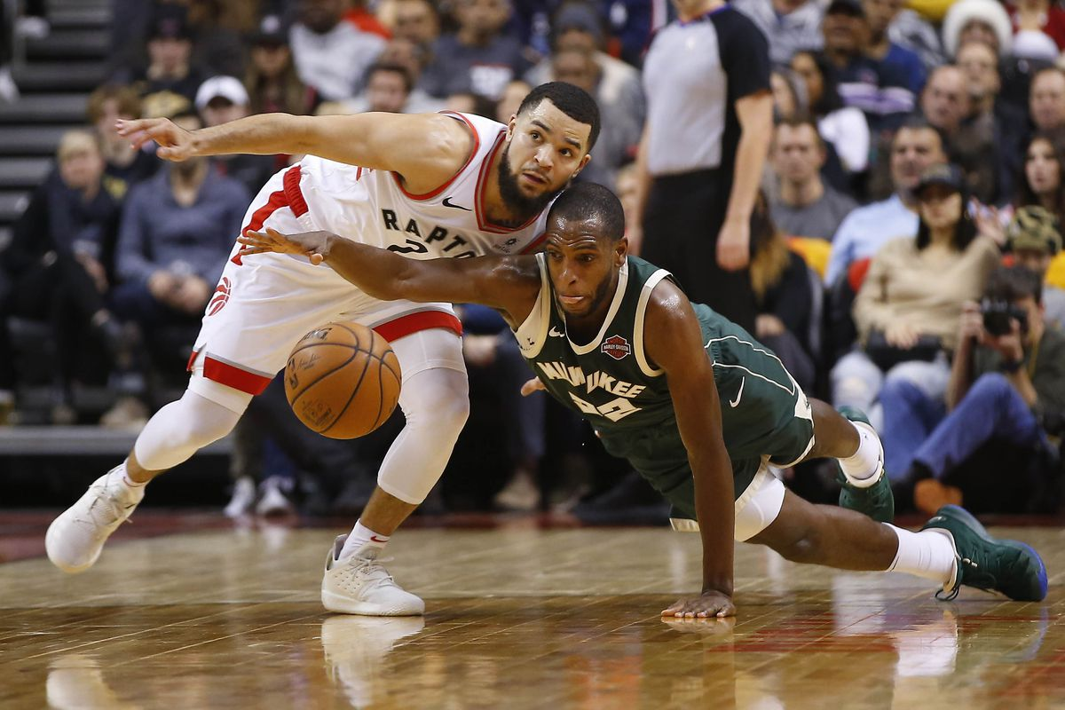 a16592fe2 Film Room: 4th Quarter of Bucks at Raptors - Brew Hoop