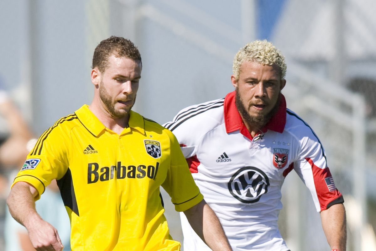 Nick DeLeon and D.C. United started off the preseason with a 1-0 loss to the Columbus Crew.