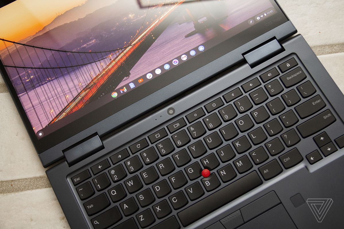 Best Chromebook 2021: Lenovo ThinkPad C13 Yoga Chromebook