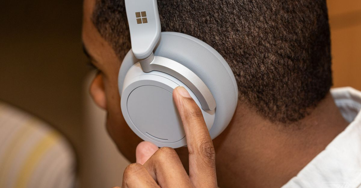 photo of Microsoft could take on Apple's AirPods with wireless Surface earbuds image