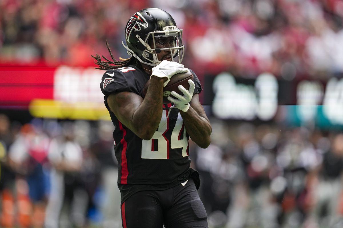 NFL: Washington Football Team at Atlanta Falcons