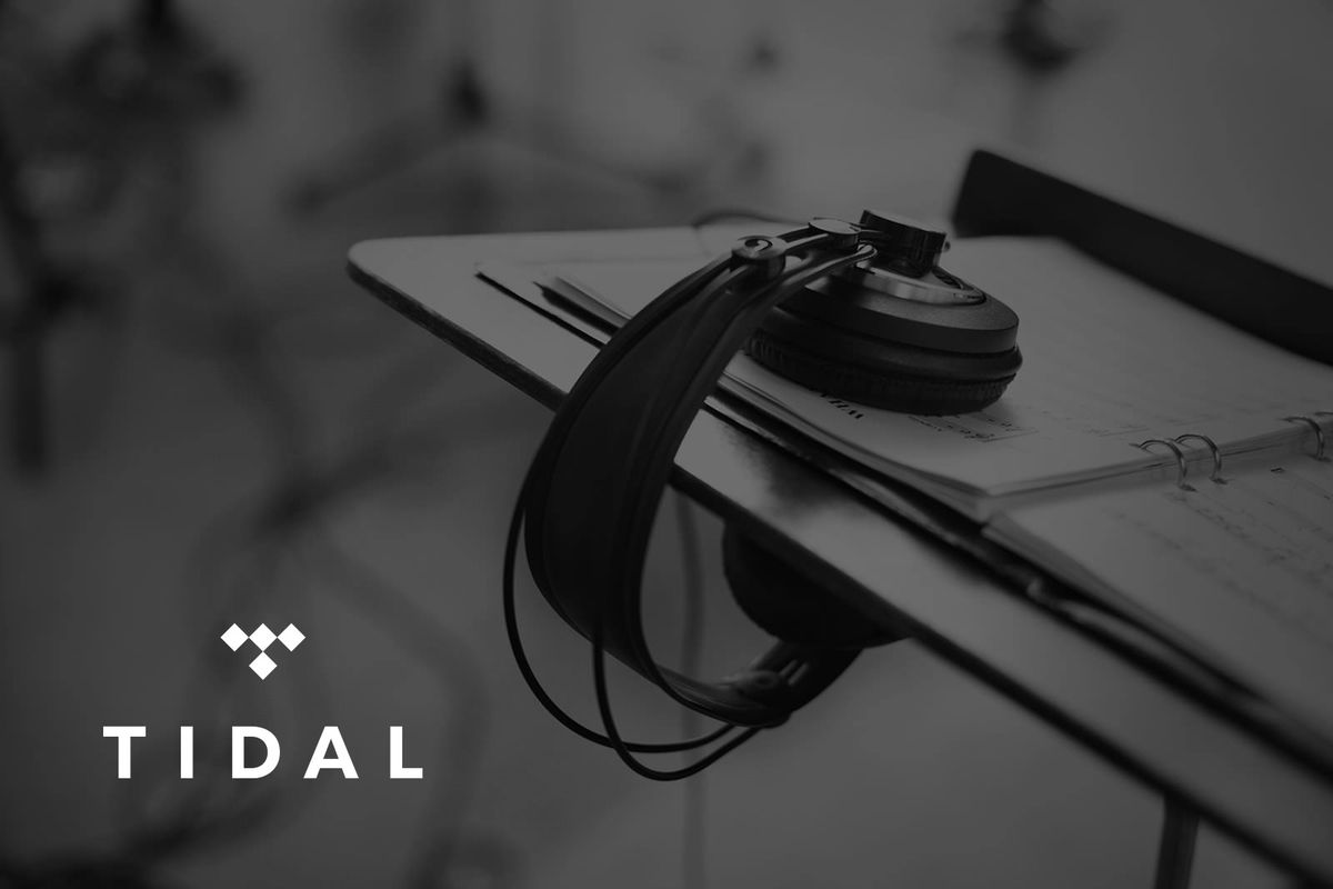 Tidal will make 'Master' quality recordings available to its HiFi