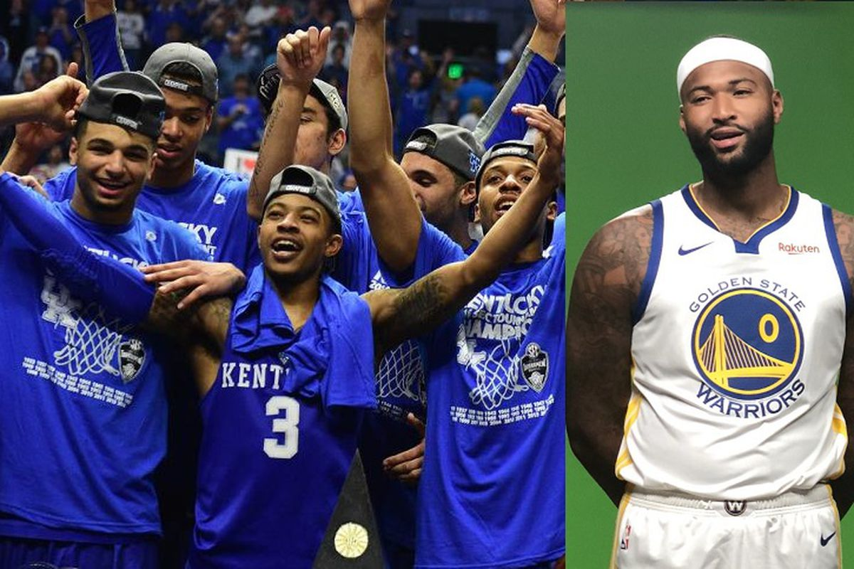 Tyler Ulis signs contract with Golden State Warriors  injury update on DeMarcus  Cousins 86b348192