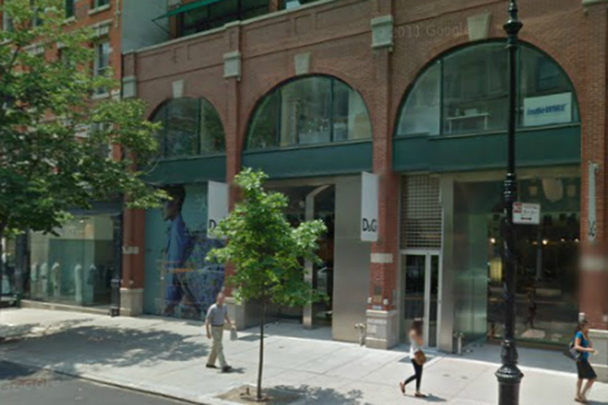 430-434 West Broadway. Image via Google Street View