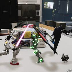 <em>New Gundam Breaker</em>