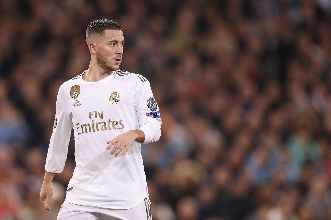 A Healthy Eden Hazard Completely Raises Real Madrid?s Trajectory