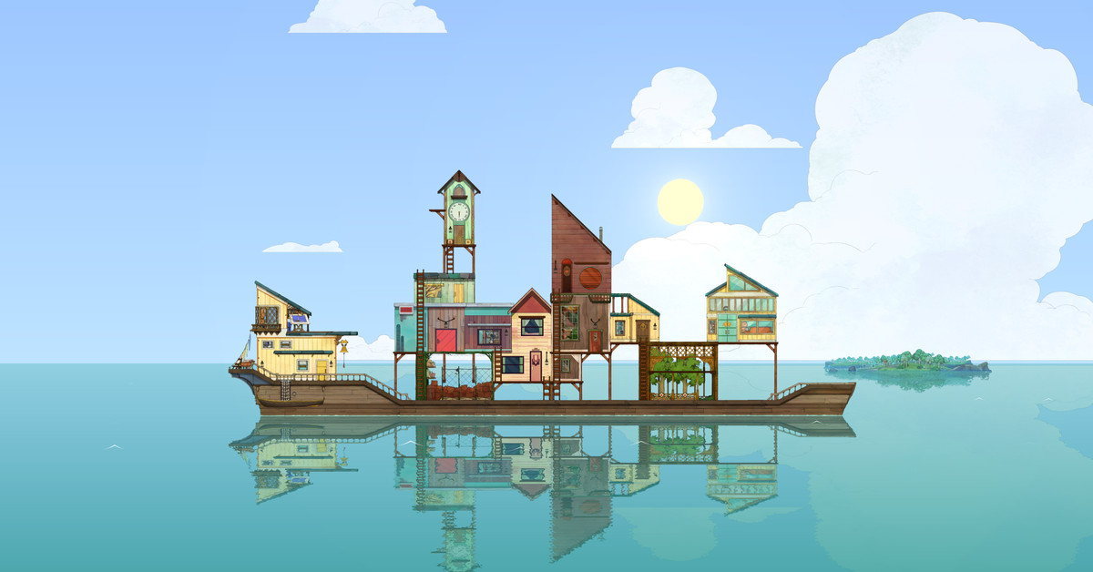 Spiritfarer is beautiful and touching, with a strong Animal Crossing vibe