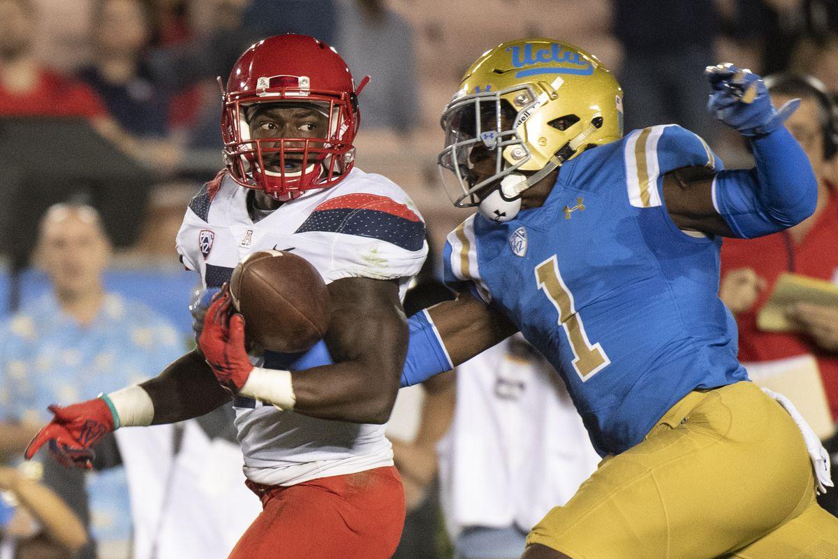 COLLEGE FOOTBALL: OCT 20 Arizona at UCLA
