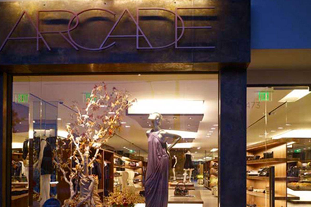 "Arcade in West Hollywood. Photo via <a href=""http://www.furinsider.com/arcade-boutique-azrouel-west-hollywood-rip-vol-7/"">Fur Insider</a>"