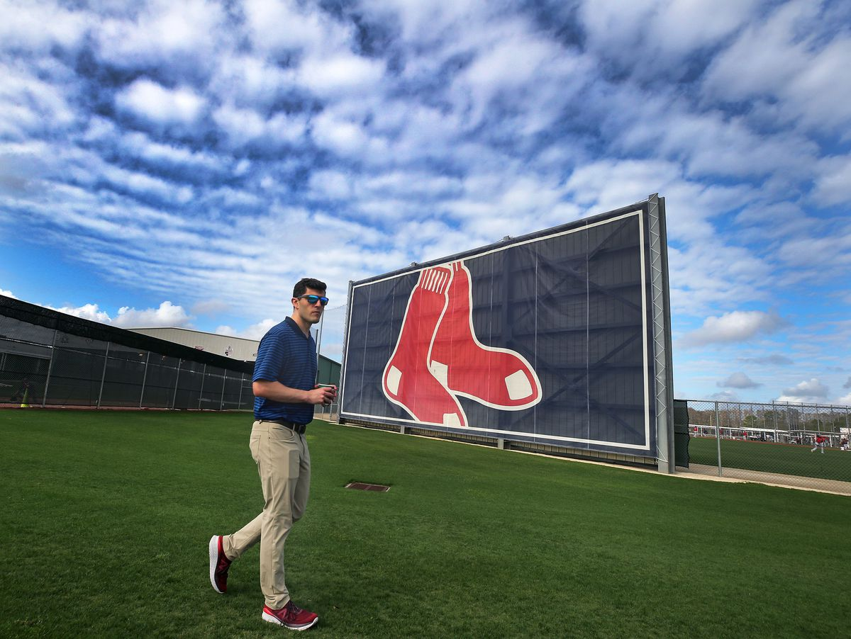 Red Sox Spring Training Workouts