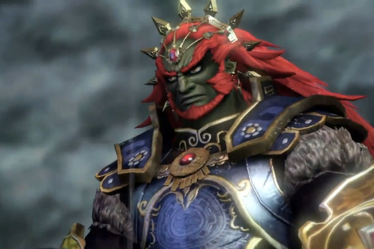 Hyrule Warriors Lets You Play As Ganondorf Fight With A