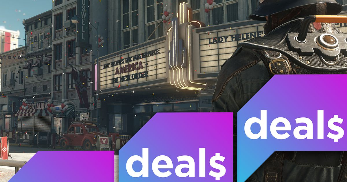 Today's gaming deals: Pi Day sales, a Polygon-exclusive coupon code and discounted Switch accessories