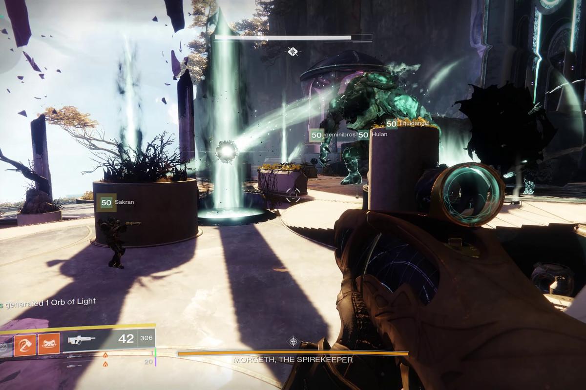 Destiny 2 Forsaken Last Wish Raid Guide How To Beat Morgeth The