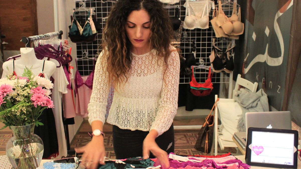 d1e3b8ae6 Meet the American Women Selling Lingerie to the Middle East - Racked