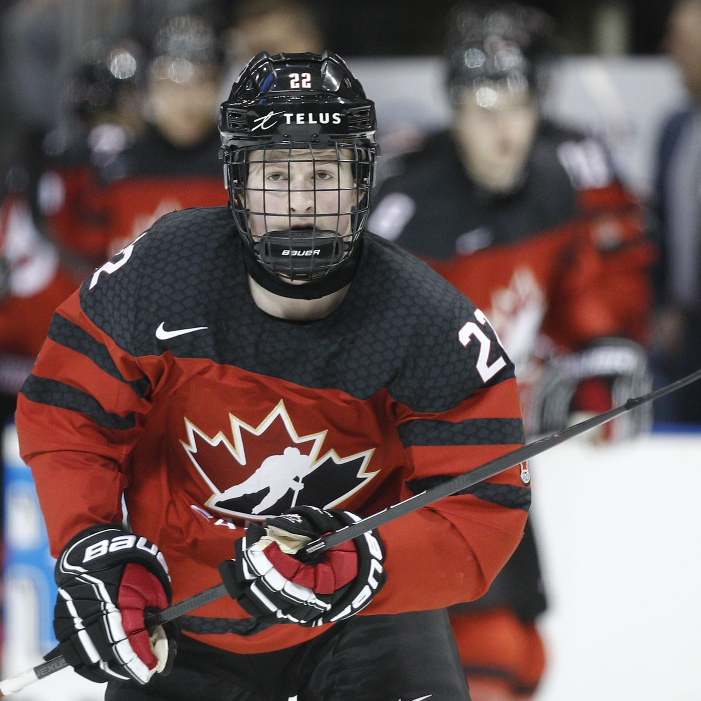Tsn Lafreniere Not Expected To Join Canada For 2021 World Junior Championship Blueshirt Banter