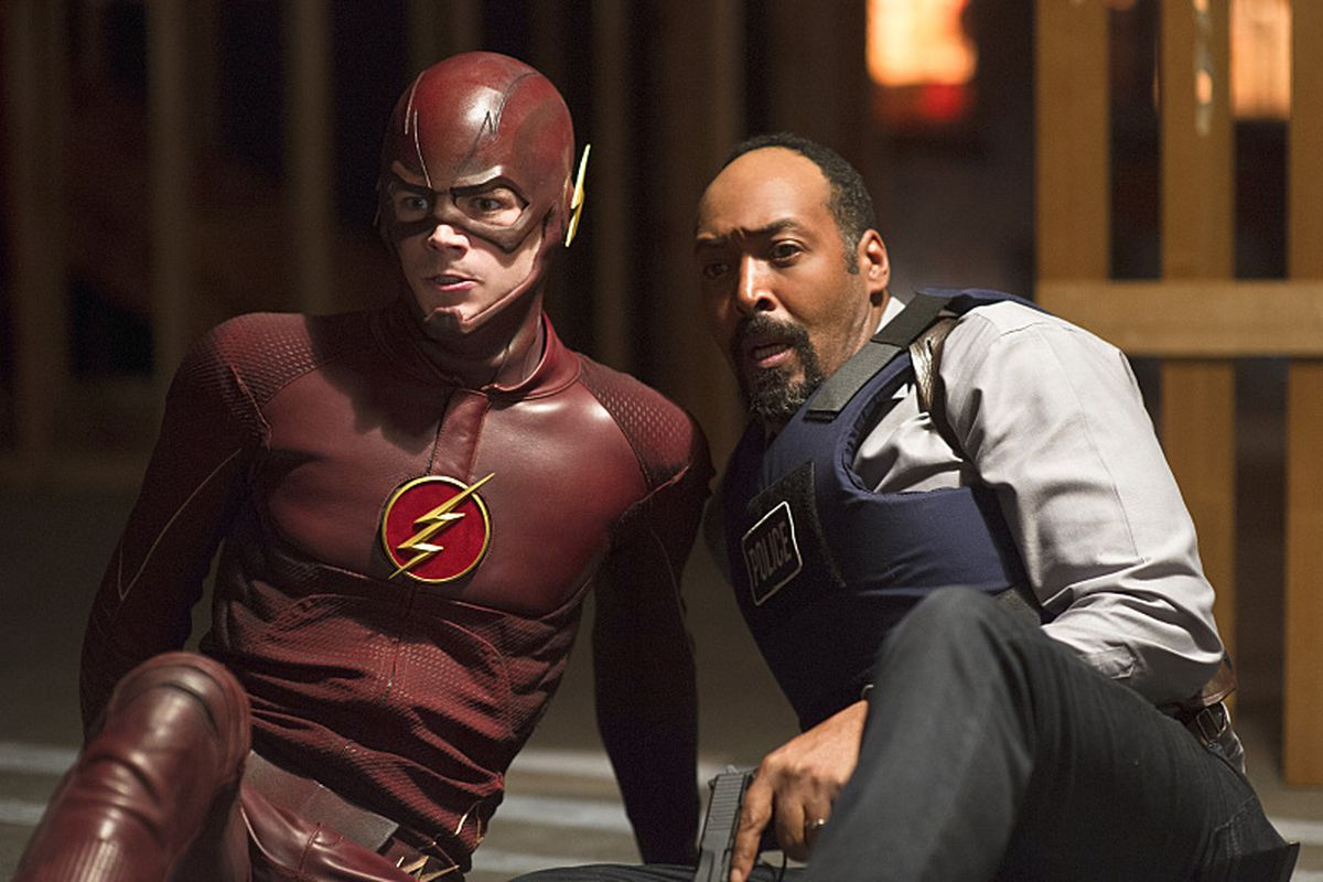 The Flash (starring Grant Gustin and Jesse L. Martin) has been a big hit for The CW — and a perfect example of the network's strategy.