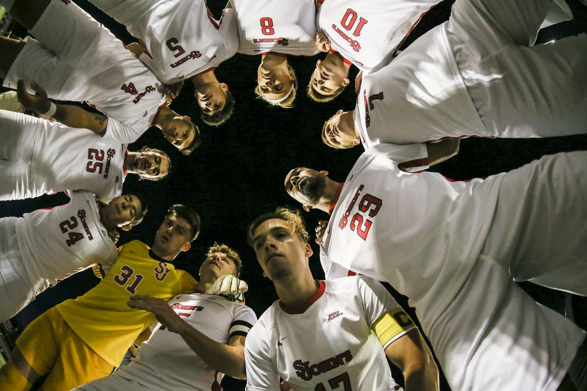 St. John's soccer ranked #4, with top 10 matchup vs Georgetown tonight