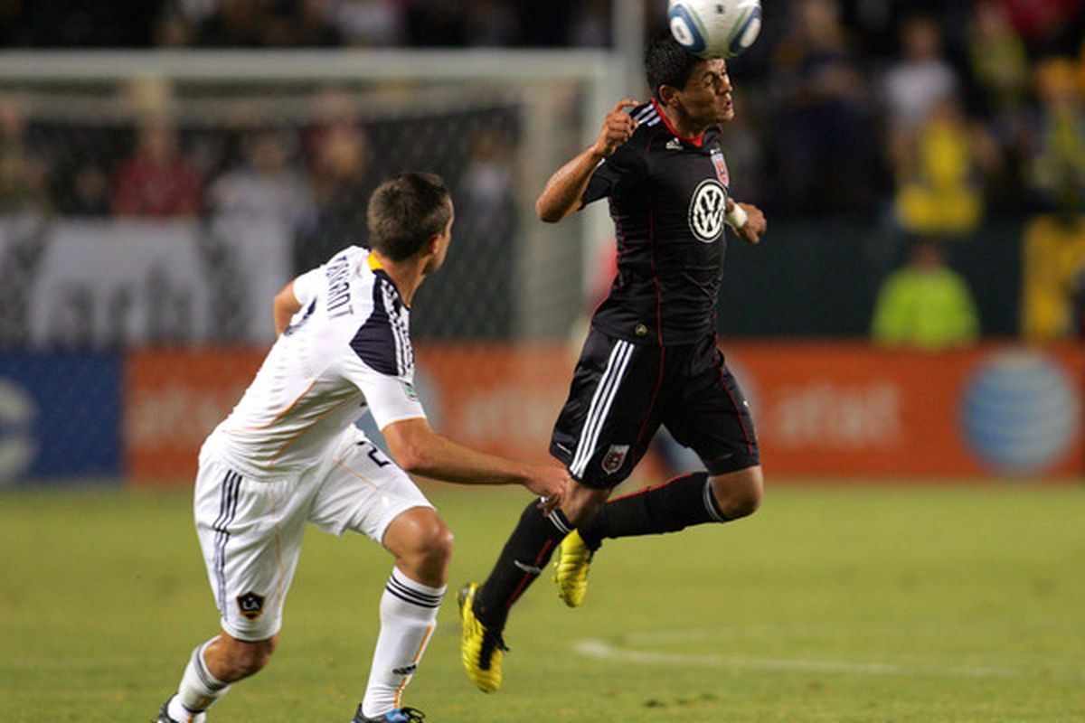 Andy Najar contniues to be one of the few bright spots for D.C. United this season.