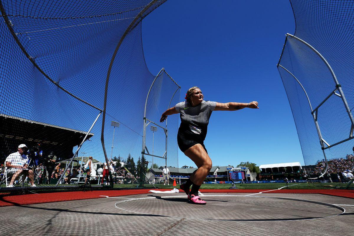 2016 U.S. Olympic Track & Field Team Trials - Day 2