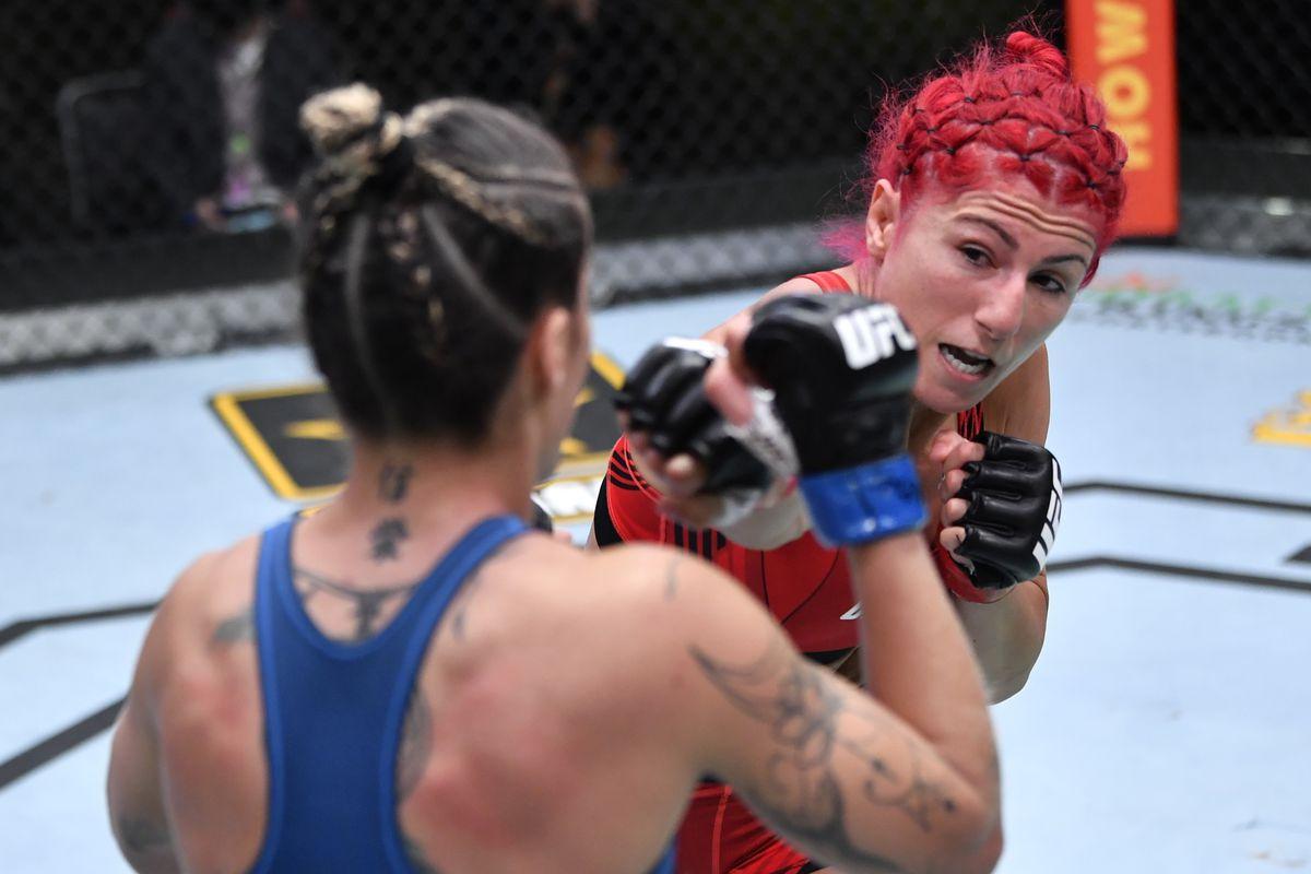 UFC Fight Night: Markos v Pinheiro