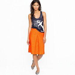 "<a href=""http://www.jcrew.com/womens_special_sizes/petite/skirts/PRDOVR~87229/99102728728/ENE~1+2+3+22+4294967294+20~900~~20+17~90~~~~~~~/87229.jsp"">Petite front pleat skirt</a>, $48.99 (was $110.00)"