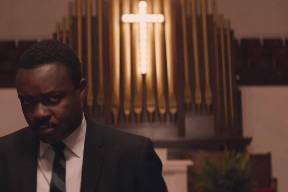 Selma is one of the four most nominated films.