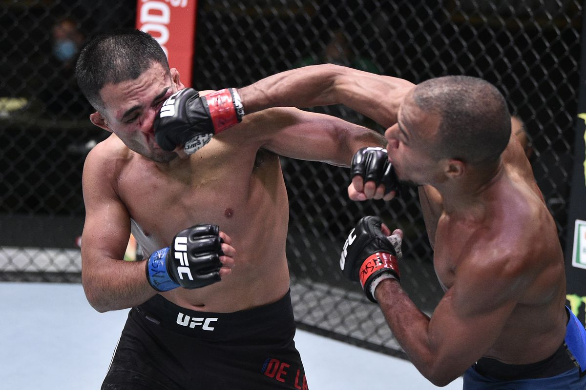 UFC on ESPN 10 results: Jordan Espinosa punishes Mark De La Rosa ...