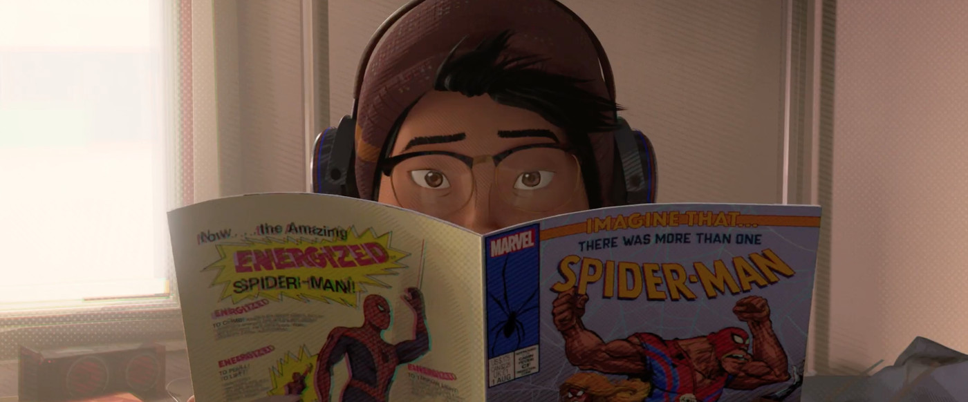 Spider-Man Into the Spider-Verse trailer: Easter eggs you