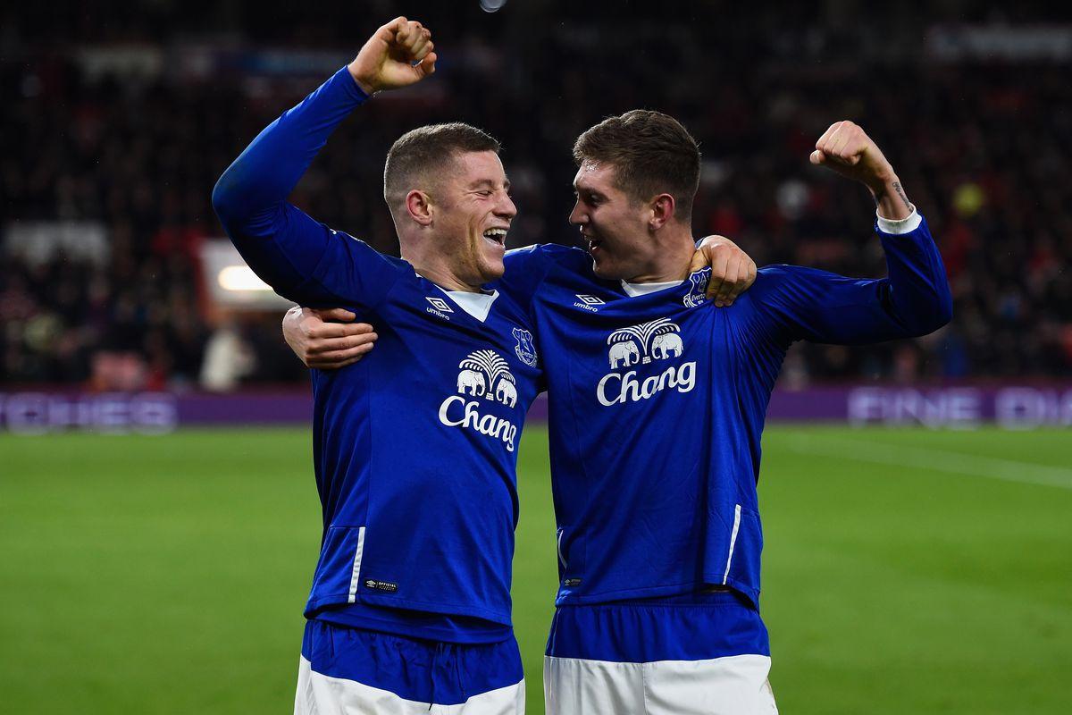 A.F.C. Bournemouth v Everton - Premier League