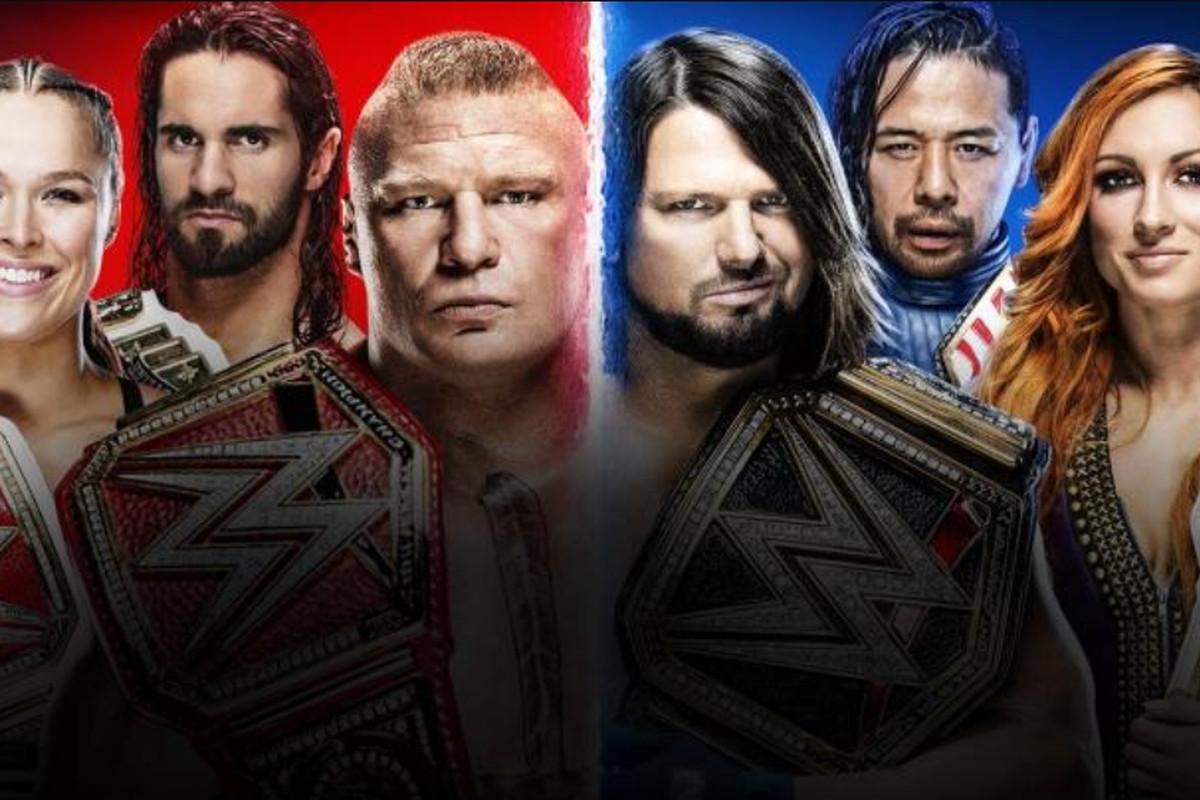 WWE Survivor Series 2018 match card, rumors - Cageside Seats