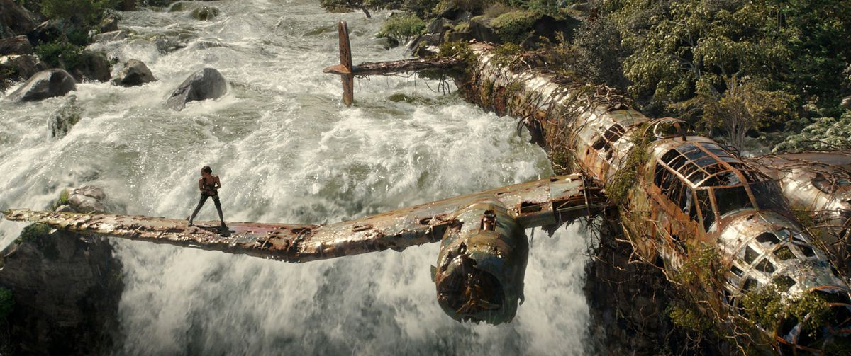 The 2018 Tomb Raider film could have learned so much more