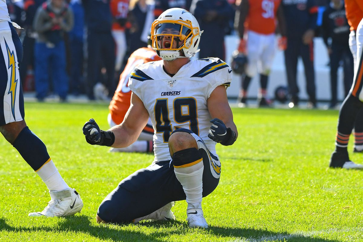 NFL: Los Angeles Chargers at Chicago Bears