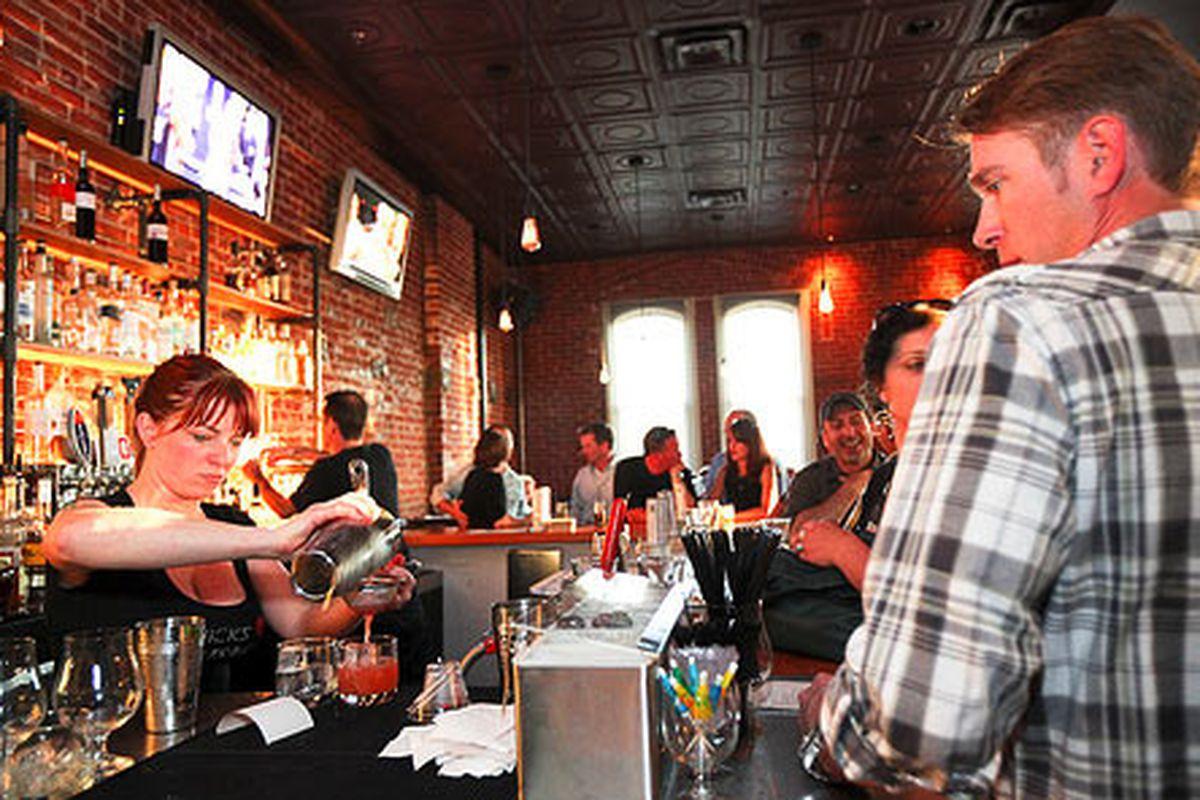 Bar Staff at Euclid Hall