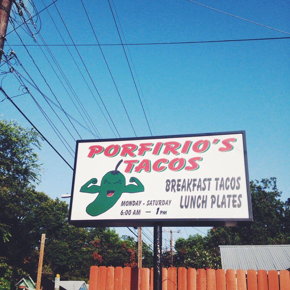 Porfirio's Tacos