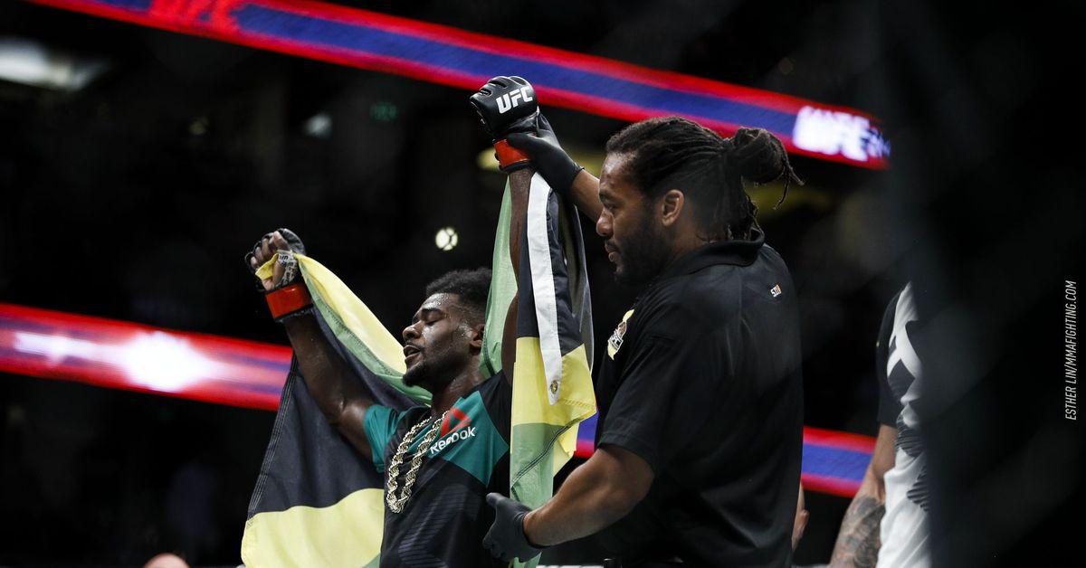 UFC FIGHT NIGHT ATLANTIC CITY RESULTS, VIDEO HIGHLIGHTS