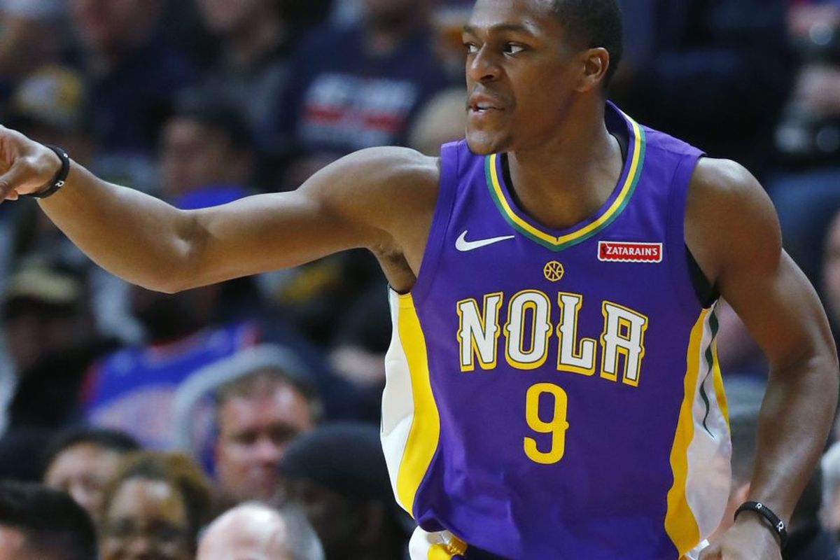 d98dec255 The rich get richer  Rondo to the Lakers