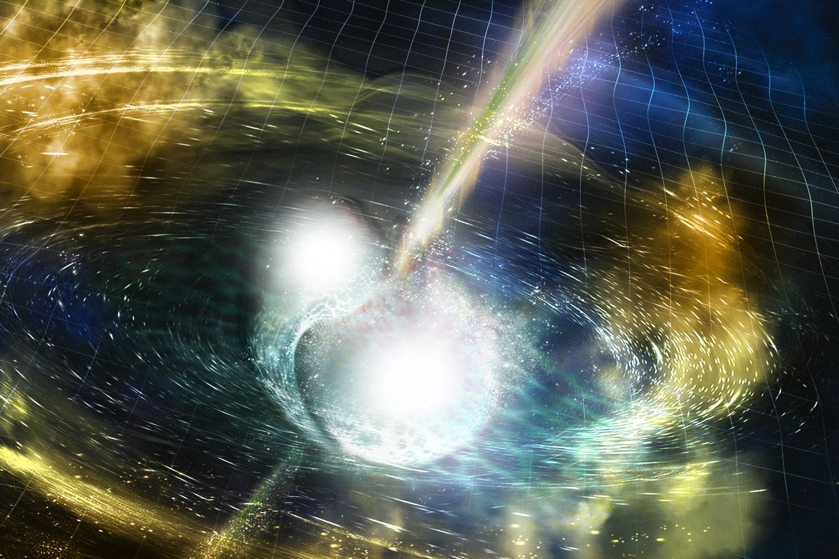 Gravitational Waves Just Led Us To The Incredible Origin